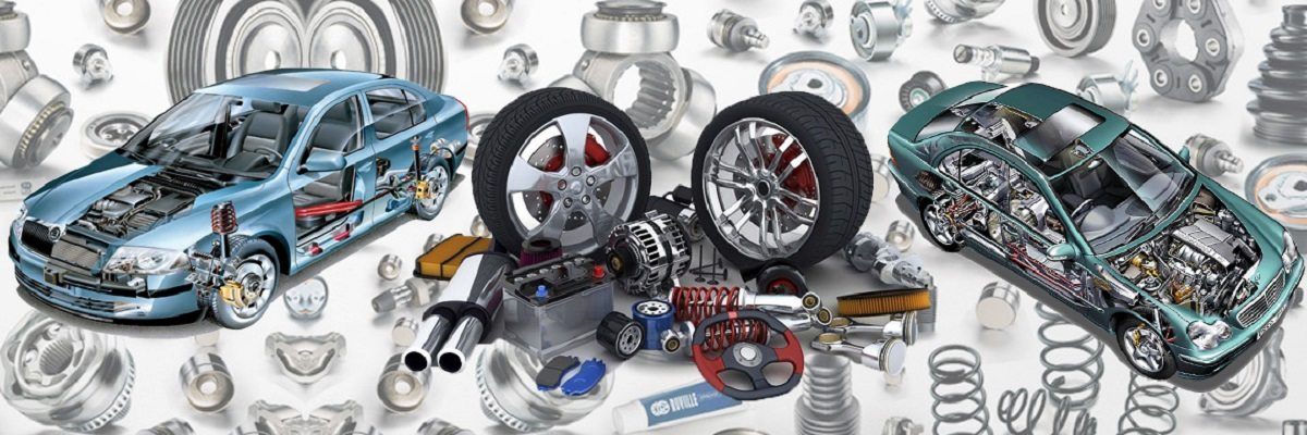 Categories of car parts
